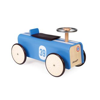 Dřevěné odrážedlo pro děti Auto Janod