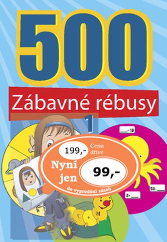 500 Zábavné rébusy 1