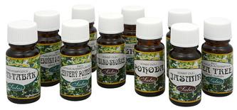 Saloos Pomeranč - 100% přírodní esenciální olej pro aromaterapii 10 ml