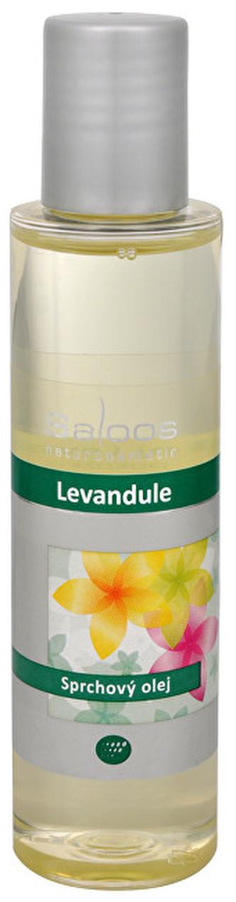 Saloos Sprchový olej - Levandule 250 ml