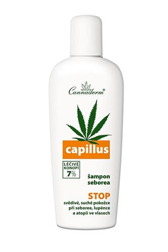 Cannaderm Cannaderm Capillus seborea šampon 150 ml