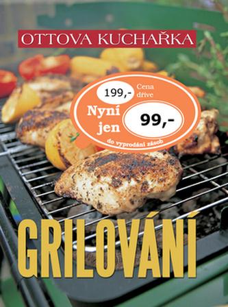Ottova kuchařka Grilování