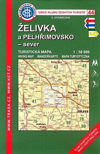 KČT 44 Želivka a Pelhřimovsko-sever