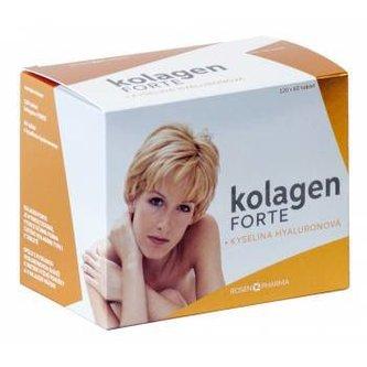 ROSENPHARMA Rosen Kolagen FORTE+ Kyselina hyaluronová 180 ks