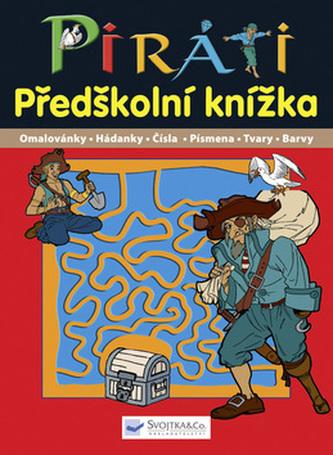 Piráti Předškolní knížka