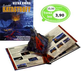 Veľká kniha prírodné katastrofy