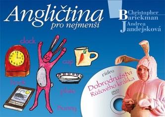Zábavná angličtina pro děti - Christopher Barickman