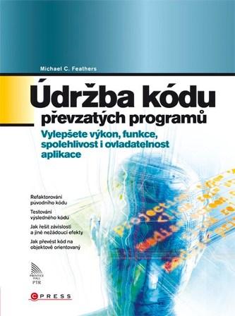 Údržba kódu převzatých programů