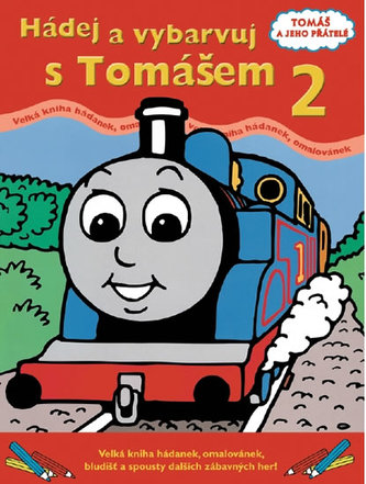 Hádej a vybarvuj s Tomášem 2