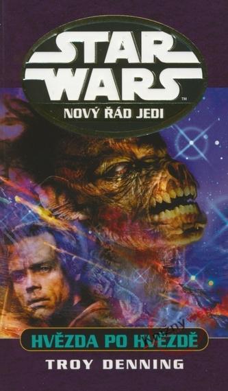 STAR WARS Nový řád Jedi Hvězda po hvězdě
