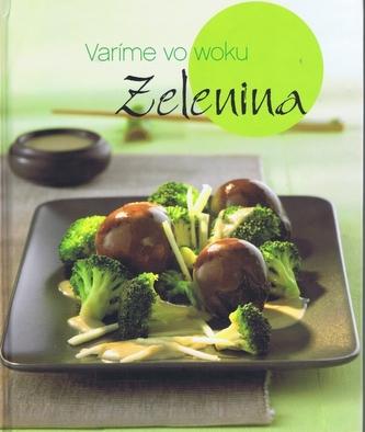 Vaříme ve woku Zelenina