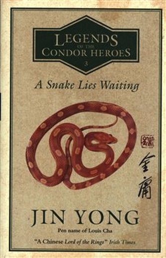 A Snake Lies Waiting - Yong, Jin
