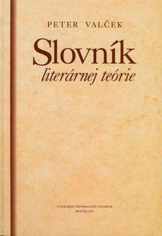 Slovník literárnej teórie