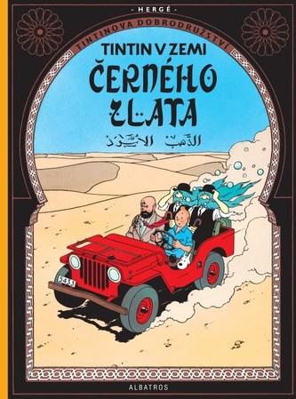 Tintin v zemi černého zlata
