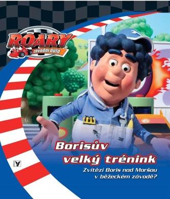 Roary závodní auto Borisův velký trénink