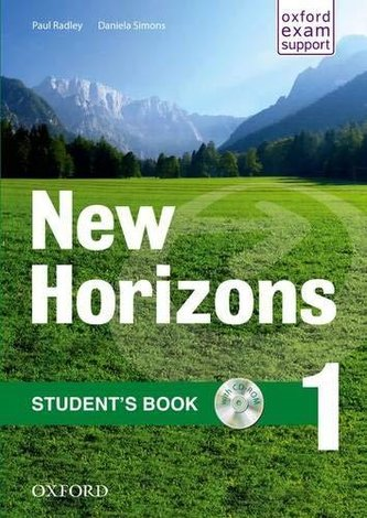 New Horizons 1 Student's Book - Radley, Paul