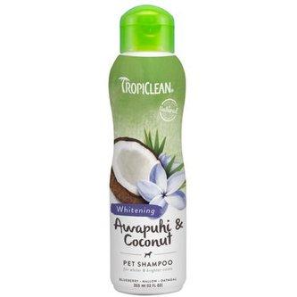 Šampon White Coat - na bílou srst - 592 ml