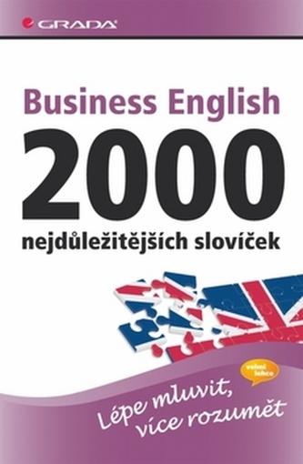 Business English 2000 nejdůležitějších slovíček