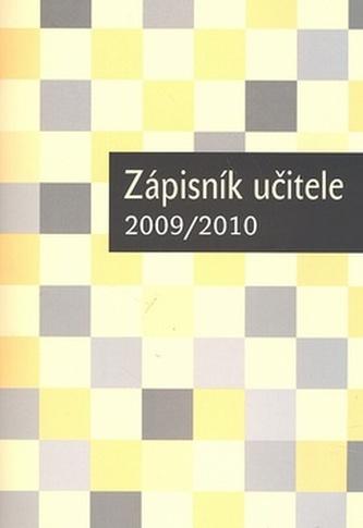 Zápisník učitele 2009/2010