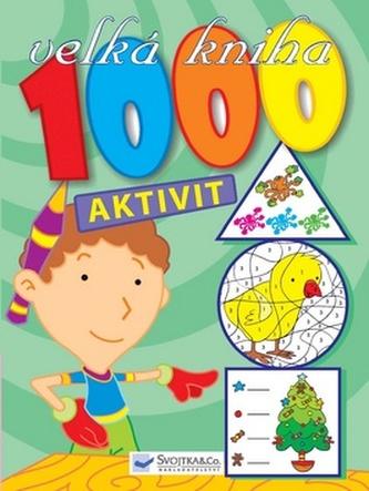 Velká kniha 1000 aktivit