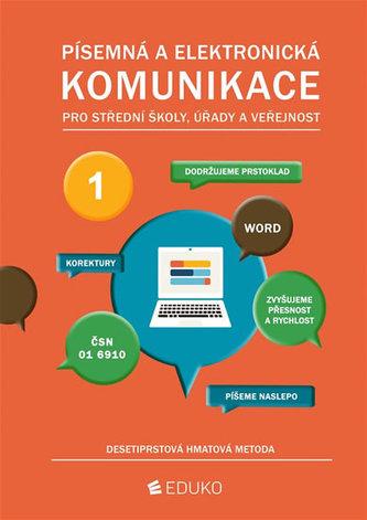 Písemná a elektronická komunikace - Náhled učebnice