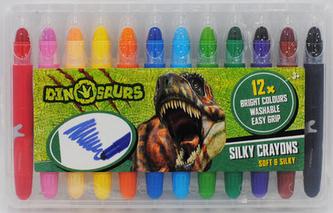 Dino - Gelové voskovky