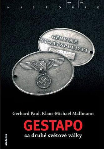 Gestapo za druhé světové války