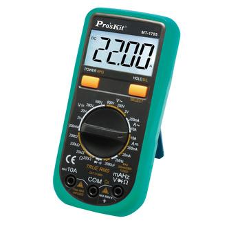 Digitální multimetr MT-1705