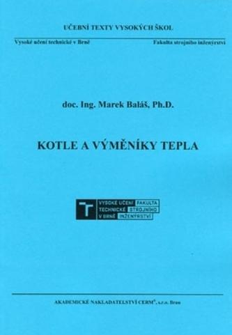 Kotle a výměníky tepla - Baláš, Marek