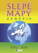 Slepé mapy Zeměpis