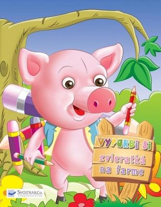 Vyfarbi si - Zvieratká na farme