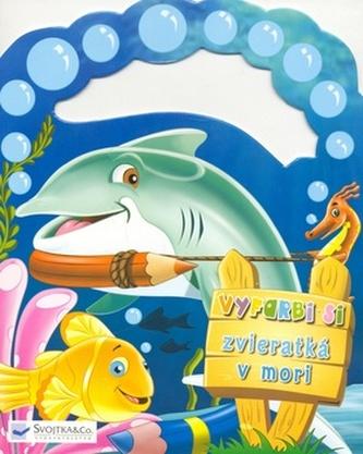 Vyfarbi si zvieratká v mori