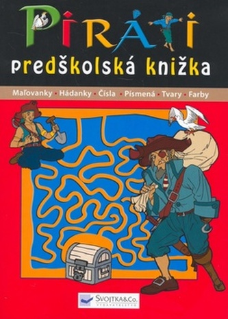 Piráti predškolská knižka