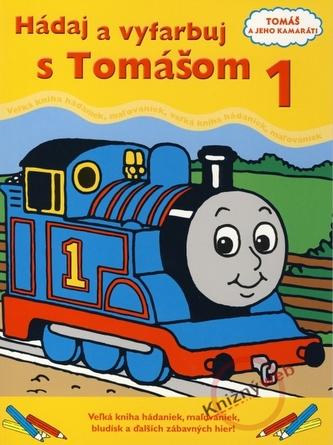 Hádaj a vyfarbuj s Tomášom 1 - Tomáš a jeho kamaráti
