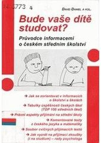 Bude vaše dítě studovat? - David Daniel