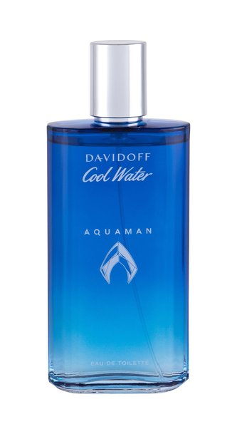 Davidoff Cool Water Toaletní voda Aquaman 125 ml Collector Edition pro muže