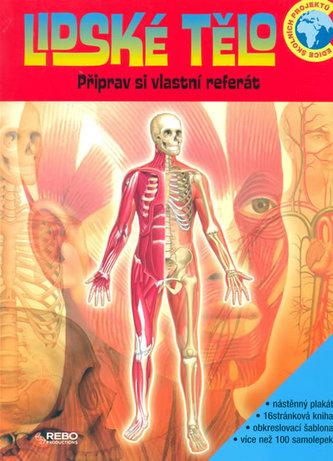Lidské tělo - School Project Packs