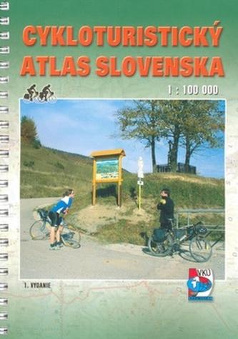 Cykloturistický atlas Slovenska 1 : 100 000