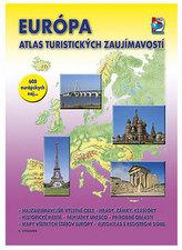 Európa Atlas turistických zaujímavostí