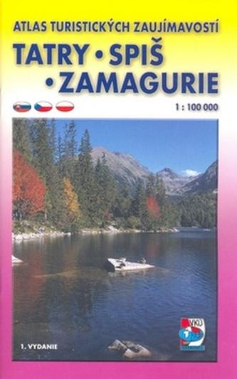 Tatry Spiš Zamagurie 1 : 100 000