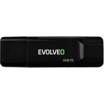 DVB-T přijímač EVOLVEO Sigma T2, HD DVB-T2 H.265/HEVC