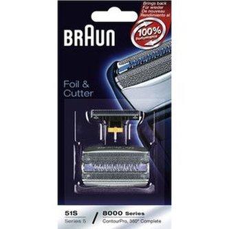 Příslušenství osobní hygieny BRAUN COMBI PACK 5-51S (8000)