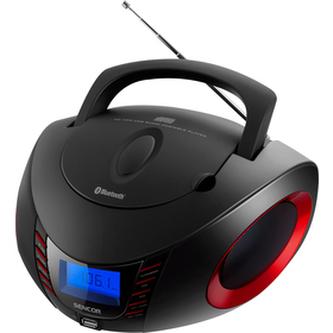 Radiopřijímač s CD SENCOR SPT 3600 BR