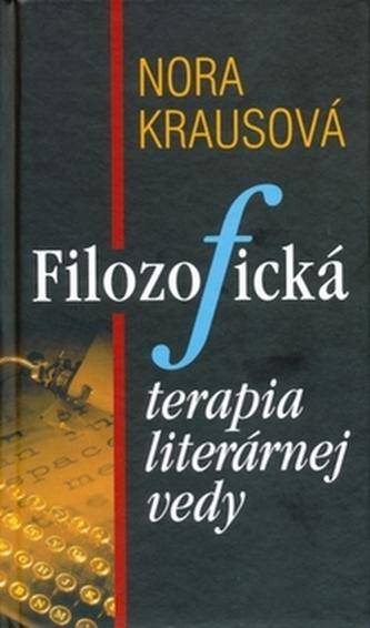 Filozofická terapia literárnej vedy