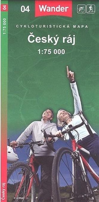 Český ráj 1:75 000