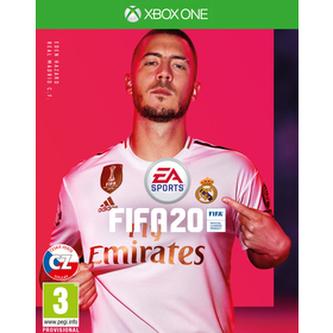 Hra pro XBOX ONE EA FIFA 20 hra XONE