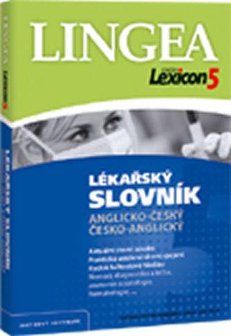 Anglicko-český česko-anglický lékařský slovník - neuveden
