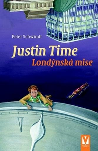 Justin Time Londýnská mise