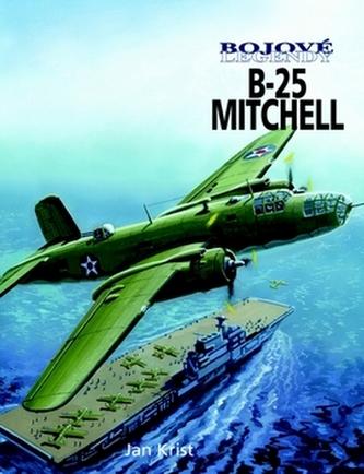 Bojové legendy B-25 Mitchell