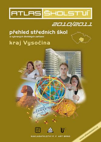 Atlas školství 2010/2011 kraj Vysočina